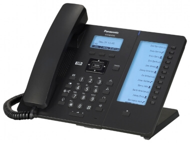 Телефон IP Panasonic KX-HDV330RU - IP телефоны (VoIP, SIP телефоны)