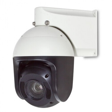 2 Mega-pixel IR PoE+ Speed Dome IP Camera with Extended Support; IP66/IK10 Outdoor (heater/fan), IR- - IP камеры