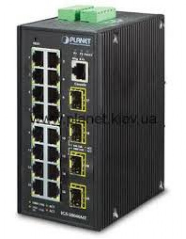 IP30, IPv6/IPv4, L2+ 8-Port 10/100/1000T 802.3at PoE + 2-Port 100/1000X SFP Wall-mount Managed Switc - Коммутаторы управляемые